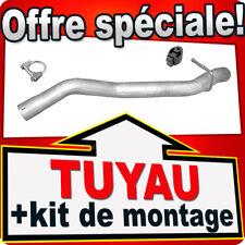 Tuyau Arriere FORD FOCUS & C-MAX 1.6 1.8 TDCI 2003-2011 échappement TTP