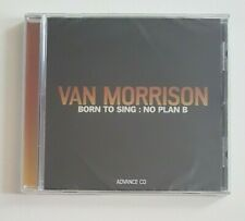 NEW CD ALBUM NEUF ♦ VAN MORRISON - PROMO - BORN TO SING : NO PLAN B