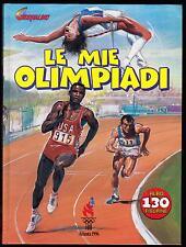 IL GIORNALINO ALBUM FIGURINE LE MIE OLIMPIADI ATLANTA 1996 COMPLETO