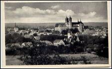 QUEDLINBURG Sachsen-Anhalt DDR 1951 Gesamtansicht gelaufene Postkarte
