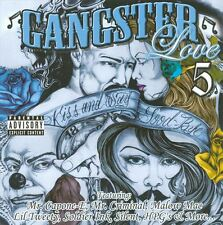 GANGSTER LOVE VOL.5 HI POWER CHICANO RAP CD