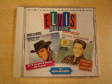 CD / ELVIS PRESLEY - DOUBLE FEATURES FLAMING STAR / FOLLOW THAT DREAM