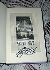 Kelley Armstrong Signed Personal Demon HC BOOK 1/1