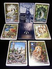 BRAND NEW & SEALED! DRUID ANIMAL ORACLE CARDS & BOOK ANCIENT CELTIC WISDOM