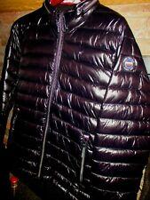 Tommy Hilfiger Mens Water Resistant Ultra Loft Down Alternative Puffer Jacket L