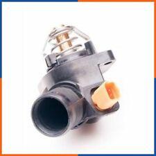 Thermostat pour Peugeot 207 1.4 75cv, V22990010 WG1217769 WG1409463