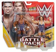 WWE AMERICAN ALPHA CHAD GABLE JASON JORDAN TAG TEAM BATTLE PACK FIRST IN LINE