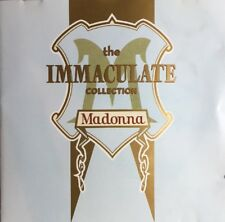 MADONNA THE IMMACULATE COLLECTION CD SIRE 1990 GERMAN PRESSING FAST DISPATCH
