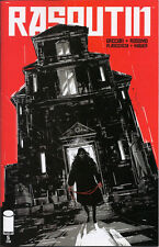 RASPUTIN # 5 IMAGE COMICS 1st PRINT VF+/NM UNREAD ALEX GRECIAN RILEY ROSSMO