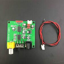 NUOVO assieme dir9001 DAC Fibra Cavo Coassiale Ricevitore Board 24bit --- 96khz frequenza di campionamento