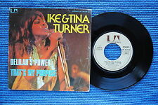 IKE & TINA TURNER / SP UNITED ARTISTS UP 36.028 / 1975 ( F )