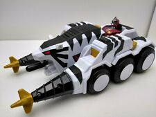 Power Rangers Super Samurai Tiger Tank with Driver and Missile