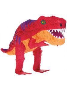 Dinosaur T-Rex Animal Birthday Party Game Pinata Decoration Childs Accessory