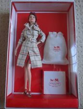 Barbie Collector 2013 Designer Coach Barbie Doll NRFB W/Tiny Coach Bag