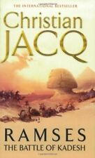 Very Good, The Battle of Kadesh: Vol. 3 (Ramses), Christian Jacq, Book