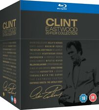 Clint Eastwood 20 Film Collection (Blu-Ray / DVD) (C-18)