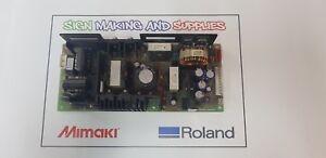Genuine Roland Soljet Pro III XC-540 Printer AJ-740 Power Unit 1000000097 *