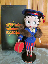 "Betty Boop ""Betty Sets Sail"" Wardrobe Collection Danbury Mint"