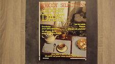 Vieux magazine : Tricot Sélection - Crochet d'Art n°85 - 01/1985