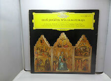 LEOS JANCEK MSA GLAGOLSKAJA 138954 DEUTSCHE GRAMMOPHON LP VINYL RECORD