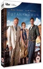 TUTANKHAMUN (2016 TV MiniSeries) - Tutankhamen, Max Irons, Sam Neil - NEW DVD UK
