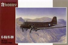 SPECIAL Hobby 1/72 DOUGLAS C-33/C-39 # 72176