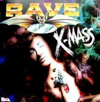 Rave the X-Mass (16 tracks, 1993) DJ Paul, Jesus on Speed, DJ Gizmo, Nois.. [CD]