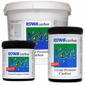 D-D Rowa Carbon with Filter Media Bag for Fresh / Marine Aquarium Fish Tank
