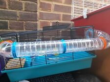 Small Dwarf Hamster Cage And 8 x Accessories Pets At Home