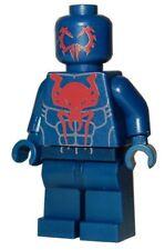 **NEW** LEGO Custom Printed SPIDER-MAN 2099 Marvel Universe Spiderman Minifigure