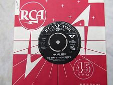 MAMA'S AND THE PAPA'S I SAW HER AGAIN / EVEN IF I COULD rca victor 1533