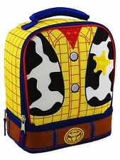 TOY STORY 4 SHERIFF WOODY DISNEY Lead Free Dual Chamber Insulated Lunch Tote Box