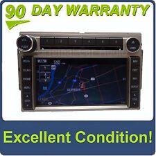 07 08 09 Lincoln MKX MKZ Navigator THX GPS Navigation OEM Stereo mp3 CD Player
