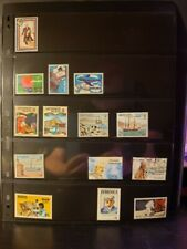 Caribbean Miscellaneous Lot of 44 Stamps - MNH - See Details for List