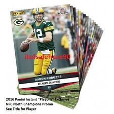 2016 Panini Instant PACKERS NFC Playoffs Exclusive #666 MASON CROSBY