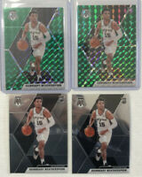 Quinndary Weatherspoon 2019-20 Panini Mosaic Rookie Card Lot! 4 Total Rookies!