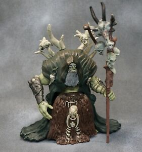 "Warcraft 6"" Guldan Action Figure Complete"