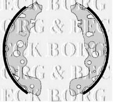 BBS6290 BORG & BECK REAR BRAKE SHOES fits Suzuki Grand Vitara 1998-