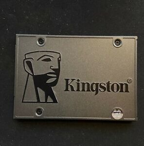 Disque dur SSD Kingston Interne 480 Go  - 2.5' - SA400S37/480G