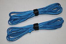 7ft Ultralight Whoopie Slings - Amsteel - Blue - Hammock Suspension - Blue -USA
