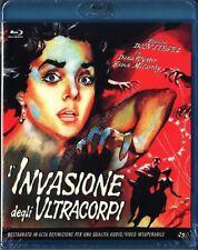 L'INVASIONE DEGLI ULTRACORPI (1956 di Don Siegel) - BLU-RAY  NUOVO