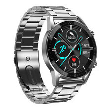 Business Bluetooth Call Smart Watch Heart Rate Sports Fitness Tracker Bracelet