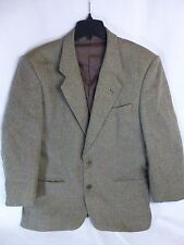 UOMO Lebole Blazer Mario Zegna Sport Coat Jacket Wool