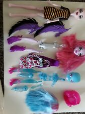 Create a monster Packs C MONSTER HIGH doll excellent used condition
