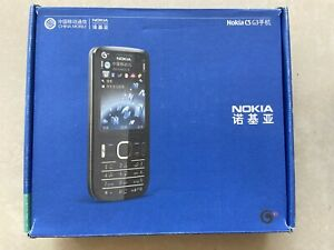 Nokia C5-01 RARE MODEL with box and accessories Great condition