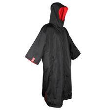 Waterproof Sport Windbreaker Jacket Anorak Winter Changing Robe Poncho Women Men