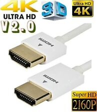 0.7 M Hdmi A Hdmi Cable Ultra HD 4k X 2k HDMI Cable para LCD HDTV Video-Blanco