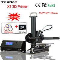 Tronxy X1 3D Printer DIY Kit Upgraded Quality High Precision + Big Gift Package