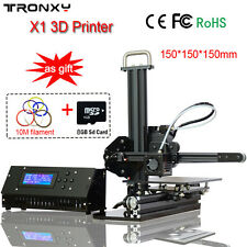 Tronxy X1 3D Printer DIY Kit Upgraded Quality High Precision + Big Gift Package