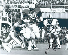 Nebraska Cornhuskers MIKE ROZIER Signed Autographed Football Photo COA! HEISMAN